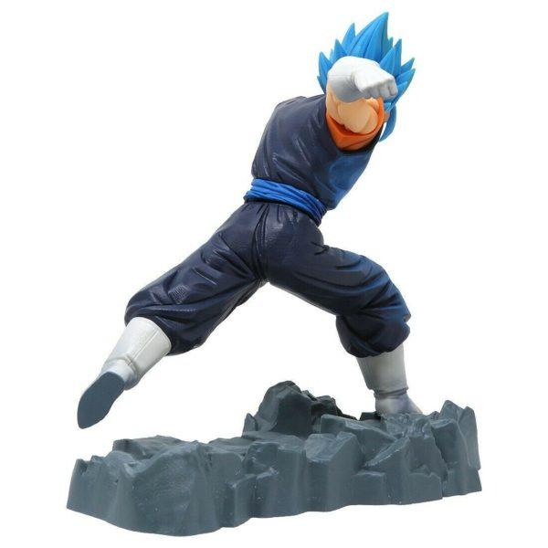 Figura Super Saiyan God Super Saiyan Vegetto Dokkan Battle Dragon Ball Z 16cm