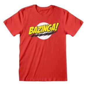 Camiseta Big Bang Theory
