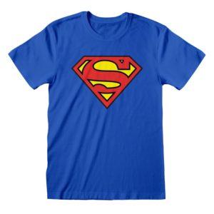 Camiseta DC Superman - Logo - Unisex - Talla Adulto