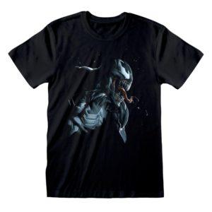 Camiseta Marvel Comics Venom - Venom Art - Unisex - Talla Adulto