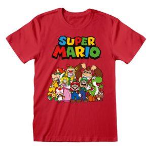 Camiseta Nintendo Super Mario