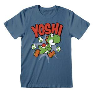 Camiseta Nintendo Super Mario - Yoshi
