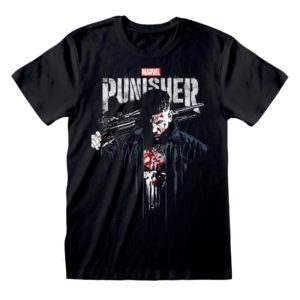 Camiseta Punisher TV - Frank Poster