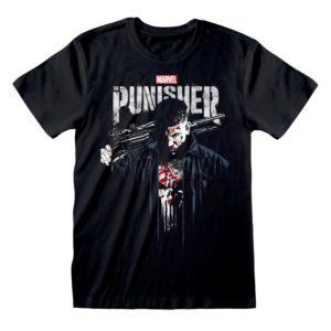 Camiseta Punisher TV - Frank Poster