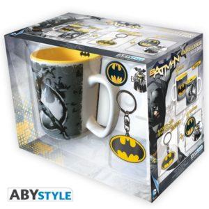 Set de regalo: Batman