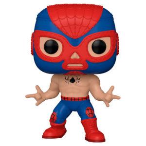 Figura POP Marvel Luchadores Spiderman El Aracno