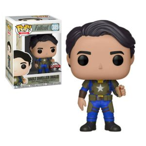 POP! Vault Dweller (Male) 385